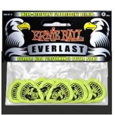 Ernie Ball Everlast 12 Pack Delrin Picks, 0.88mm