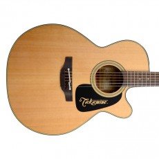 Takamine P1NC Semi-Acoustic w/ NEX Body, Cutaway - Natural