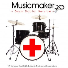 Drum Doctor - Snare, Rack Tom, FloorTom Tuning Service