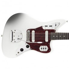 Fender Squier Vintage Modified Jaguar, Rosewood Fingerboard - Olympic White