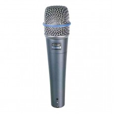 Shure Beta 57A Instrument/Vocal Microphone