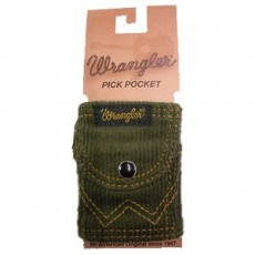 Wrangler Basic Corduroy Pick Pocket - Olive