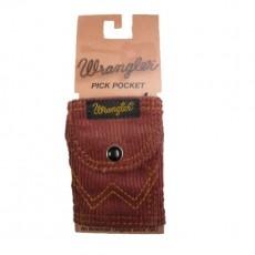 Wrangler Basic Corduroy Pick Pocket - Rosewood