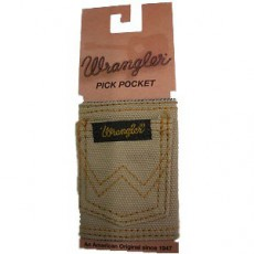 Wrangler Basic Pick Pocket - Tan