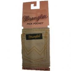 Wrangler Basic Pick Pocket - Tan