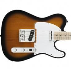 Fender Squier Affinity Telecaster Maple Fretboard, 2-Color Sunburst