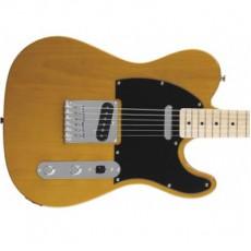 Fender Squier Affinity Telecaster Maple Fretboard, Butterscotch Blonde