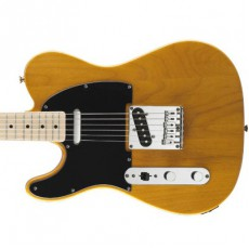 Fender Squier Left Handed Affinity Telecaster, Maple Fingerboard - Butterscotch Blonde