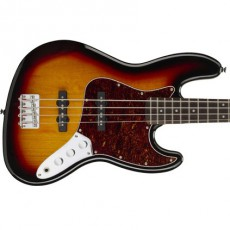 Fender Squier Vintage Modified Jazz Bass - 3-Colour Sunburst