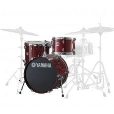 Yamaha SCB8F3CR Stage Custom BeBop Drum Set - Cranberry Red