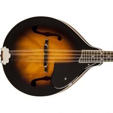 Gretsch G9311 New Yorker Supreme Semi Acoustic Mandolin - Vintage Sunburst