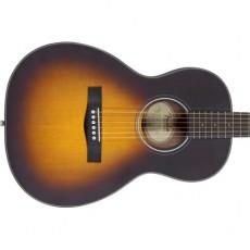 Fender CP-100 Parlor Acoustic - Sunburst