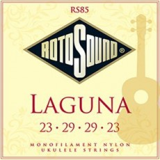 Rotosound RS85 Laguna Monofilament Nylon Ukulele Strings (.023-.023)
