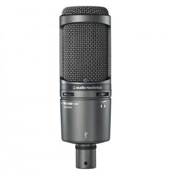Audio Technica AT2020USB+ Cardioid Condenser Microphone