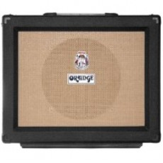 Orange PPC112 Closed Back Speaker Cabinet - Black