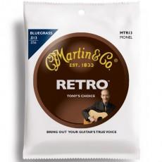 Martin Tony Rice Signature Monel Acoustic Strings (.013-.056)