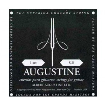 Augustine 7730 Black Label Classical Set Of Strings