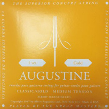 Augustine 7740 Gold Label Classical Set of Strings