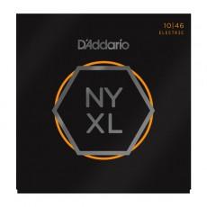D'Addario NYXL1046 Nickel Wound Regular Light Electric Strings (.010-.046)