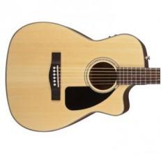 Fender CF-60CE Folk Semi Acoustic - Natural
