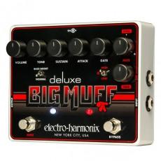 Electro Harmonix Deluxe Big Muff Pi Distortion Pedal