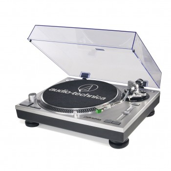 Audio Technica AT-LP120-USB Direct-Drive Professional Turntable
