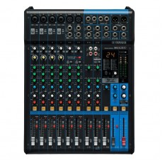 Yamaha MG12XU 12-Channel Mixer w/USB Output & FX