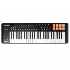 M-Audio OXYGEN 49 Velocity Sensitive 49-key USB MIDI Controller (4th gen.)