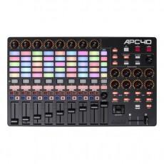 Akai APC40 MKII Ableton Live Performance Controller