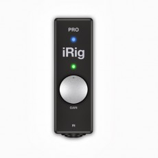 IK Multimedia iRig PRO Audio-Midi Interface