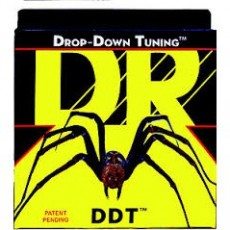DR DDT-50 4-String Drop Down Tuning Heavy Bass Strings (.050-.110)