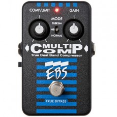 EBS MultiComp True Dual Band Compressor