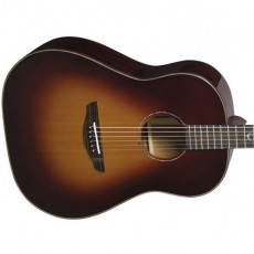 Faith FRSBG Mars Acoustic - Classic Burst (Includes Case)