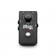 IK Multimedia iRig Stomp Stompbox Guitar Interface