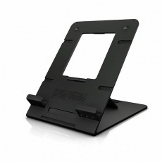 IK Multimedia iKlip Studio Secure Desktop Stand for iPad, iPad Mini and other Android Tablets.