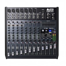 Alto Live 1202 12-Channel 2 Bus Mixer with DSP and USB