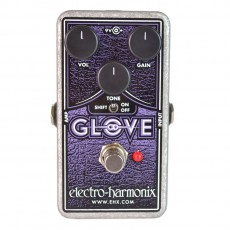Electro Harmonix OD Glove Overdrive/Distortion Pedal
