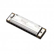 Fender Blues Deluxe Harmonica, Key B Flat