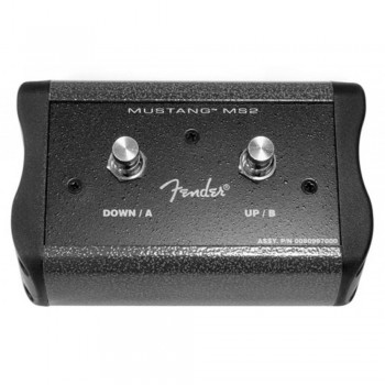 Fender MS-2 Mustang 2 Way Footswitch