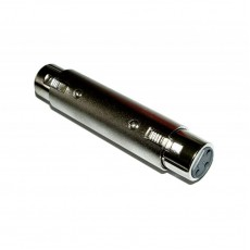 Adam Hall 7860 Adapter XLR female to XLR female
