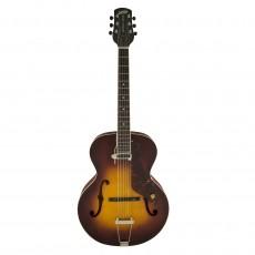 Gretsch G9555 New Yorker Archtop Guitar, Vintage Sunburst w/ Pickup