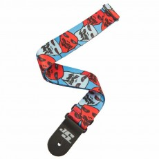 Planet Waves 50JS11 JOE SATRIANI Woven Strap Collection - Ghost