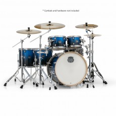 Mapex Armory 6pc Shell Pack in Photon Blue - AR628SFUBI