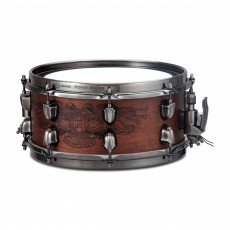 Mapex Black Panther Warbird Chris Adler 12 x 5.5 Snare Drum - Maple/Walnut