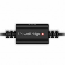 IK Multimedia iRig PowerBridge Universal Charging Solution for iOS Digital iRig Accessories (Lightning Cable)