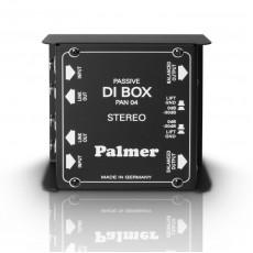 Palmer PAN 04 - DI Box Passive, Stereo
