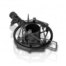 LD DSM40B Microphone Shock Mount 40-44mm - Black
