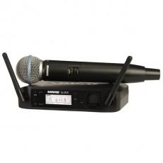 Shure GLXD24UK/BETA58A Digital Handheld Wireless System
