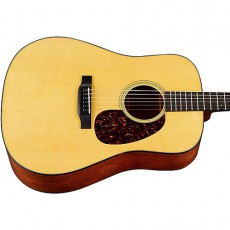 Martin D-18 Acoustic - Natural (Includes Case)