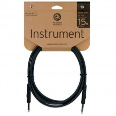 Planet Waves PW-CGT-15 Classic Series Instrument Cable - 15' Black